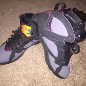Jordan bordos 7's